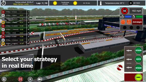 Race Master MANAGER APK MOD – Pièces de Monnaie Illimitées (Astuce) screenshots hack proof 2