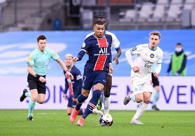 Ligt Mbappé zijn toekomst in Parijs?