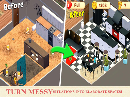 Home Design - Cooking Games & Home Decorating Game  screenshots 16