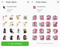 Wa Sticker Hantu Gaul For Whatsapp Android App On Appbrain