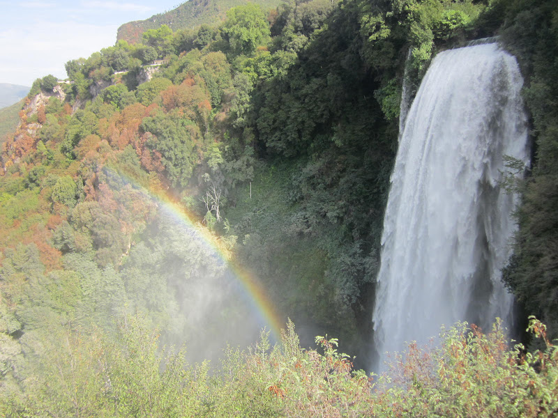 Arcobaleno sulle Marmore di emanuela_dolci
