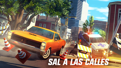 Gangstar New Orleans para Android