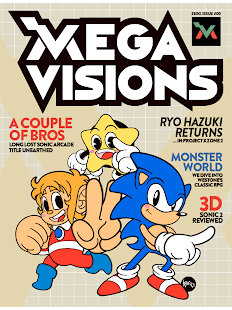 Mega Visions Magazine- screenshot thumbnail