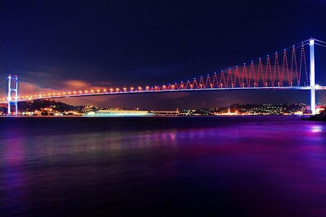 İstanbul Duvar Kağıtları Ekran Görüntüsü