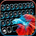 Betta Fish Aquarium Keyboard Theme icon