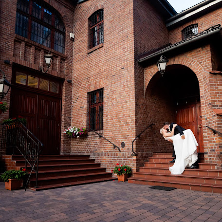Wedding photographer Magia Obrazu (magiaobrazu). Photo of 28.07.2017