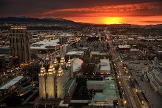 Photo: Temple Sunset - © Ricardo Lagos - Creative Commons (CC BY-NC 3.0)