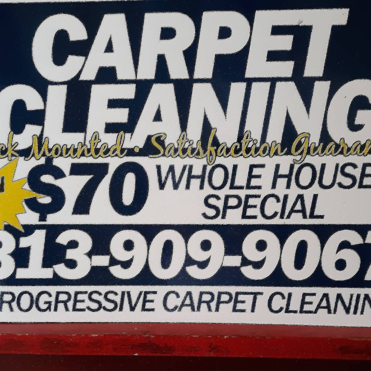 Progressive Carpet Cleaning - ($70 Whole House Special) 13