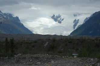 Photo: Kennecott Glacier