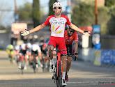 """Eerste ritwinnaar in Bessèges denkt al meteen aan klassement: """"Alles aan doen om op hetzelfde elan door te gaan"""""""