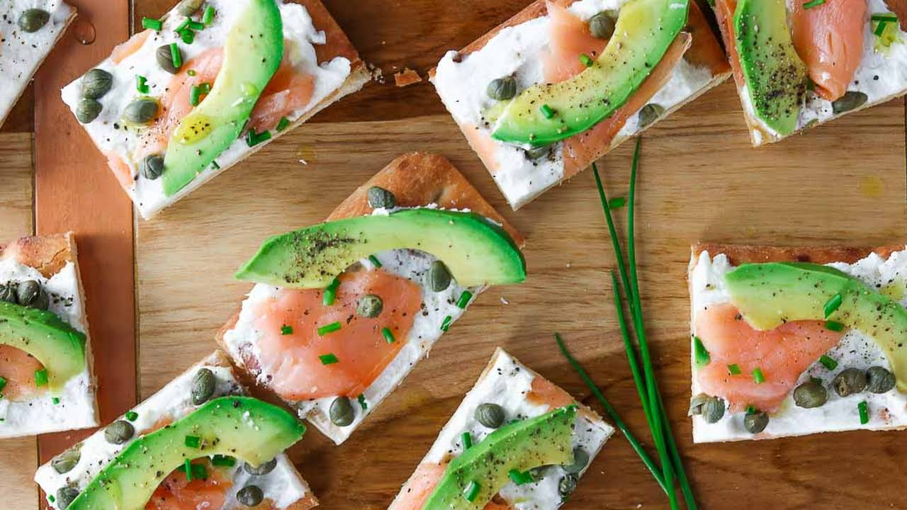 10 Best Smoked Salmon Appetizers Recipes Yummly