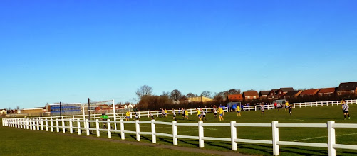 Photo: 11/01/14 v Whickham (Durham Challenge Cup Round 2) 6-2aet - contributed by Mike Latham