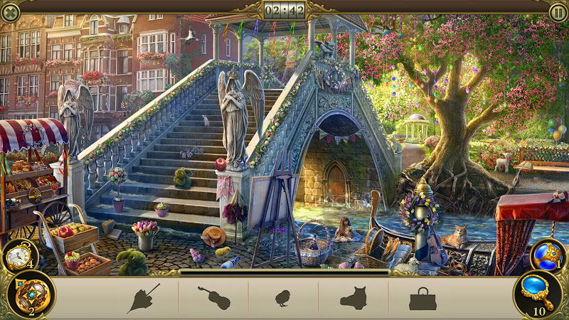Hidden City: Hidden Object Adventure Screenshot 5