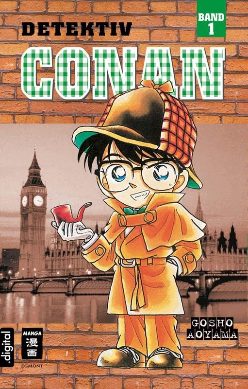 Detektiv Conan (01-93) (2001)
