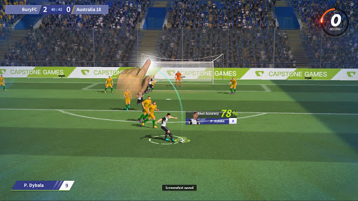 Code Triche Dream Score: Soccer Champion mod apk screenshots 6