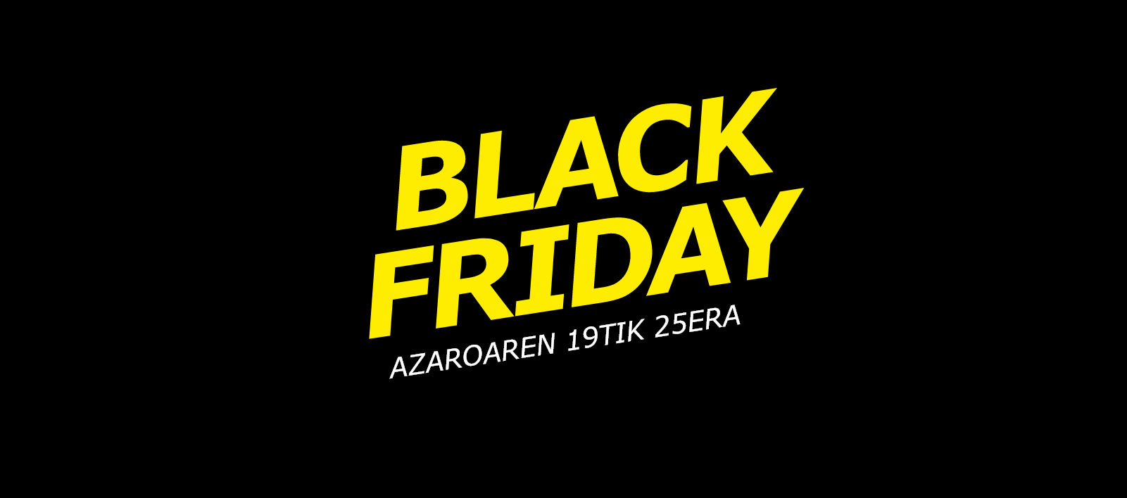 Black Friday kanpaina IKEA