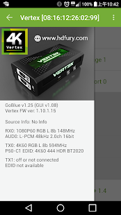 4K Vertex Total Control - náhled