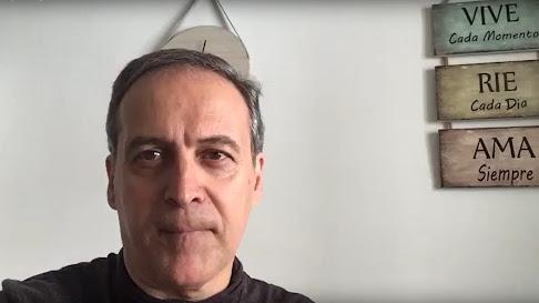 Miguel Arranz, psicólogo.