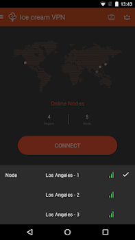 IceCream VPN -  Unlimited Free VPN Privacy Proxy