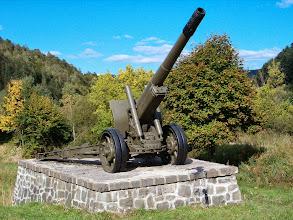 Photo: Vojenské muzeum v přírodě cestou na Dukelský průsmyk (502 m)