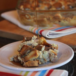 Dairy Free French Toast Casserole.