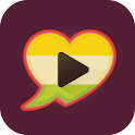 Latin Mingle - Free video chat icon