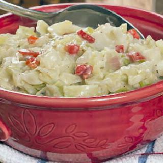 Creamy Cabbage Recipe