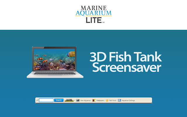 A Spectacular Digital Aquarium For Your Chrome New Tab