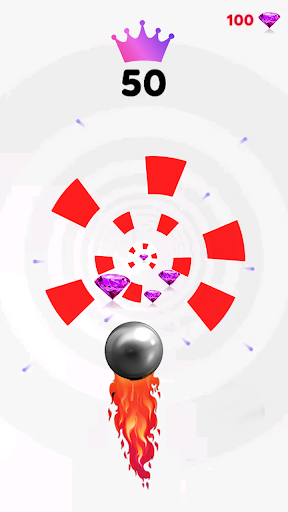 Télécharger Vortex Ball Drop mod apk screenshots 4