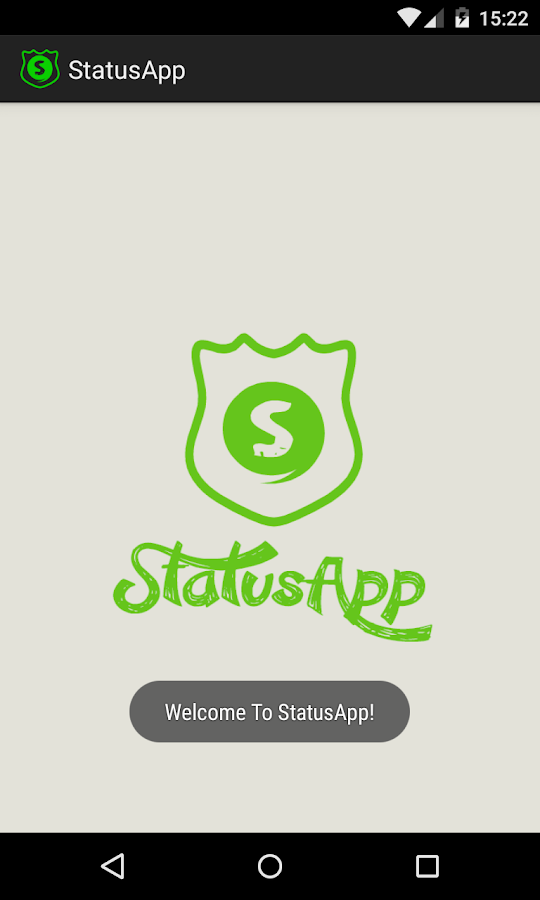 statusapp for whatsapp status android apps auf google play. Black Bedroom Furniture Sets. Home Design Ideas