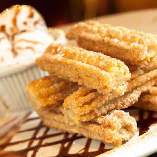 The Best-Ever Churros