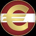 EUR / LVL Calculator icon