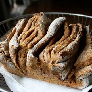Sweet Potato Pull-Apart Bread