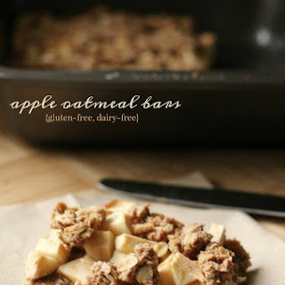 Healthy Apple Bars Recipes