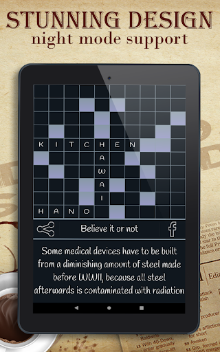Crosswords - The Game screenshot 8