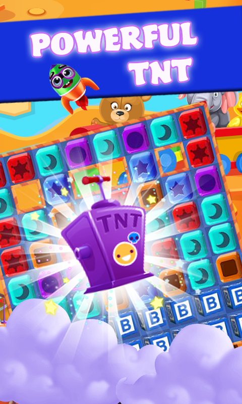 Toy Block Mania- screenshot