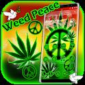 Rasta Weed Peace Reggae Theme icon