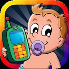 宝贝手机游戏的孩子免费 - Free Kids Game icon
