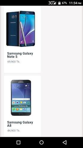 BD Mobile Price Pro