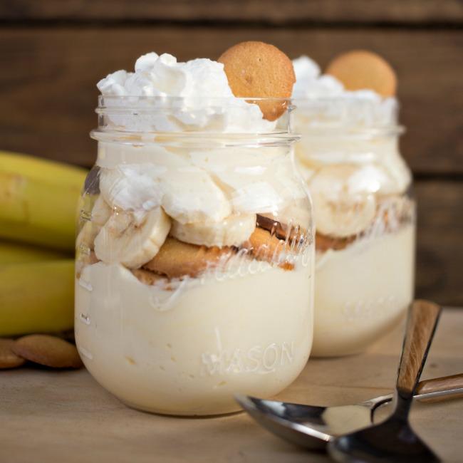 No Bake Banana Cream Cheesecake Recipe