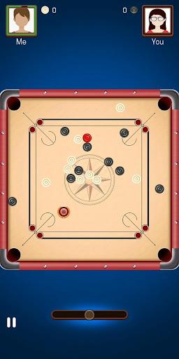 Carrom Royal - Multiplayer Carrom Board Pool Game 10.1.7 screenshots 7