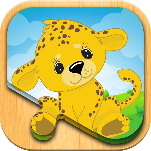 Puzzles for Kids - Animals
