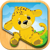 Kids Puzzle: Animals