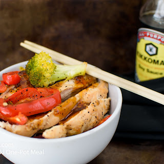 Chicken Teriyaki One-Pot Meal