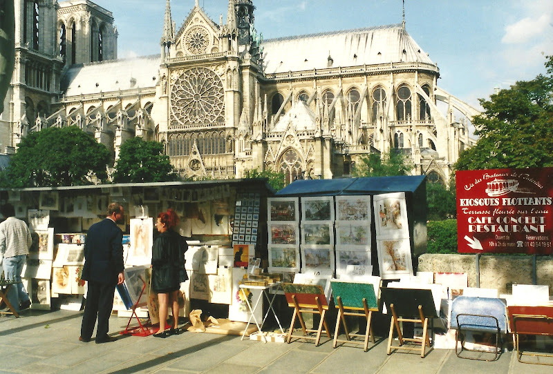 Rive Gauche_Parigi 1998 di marco_de_giosa
