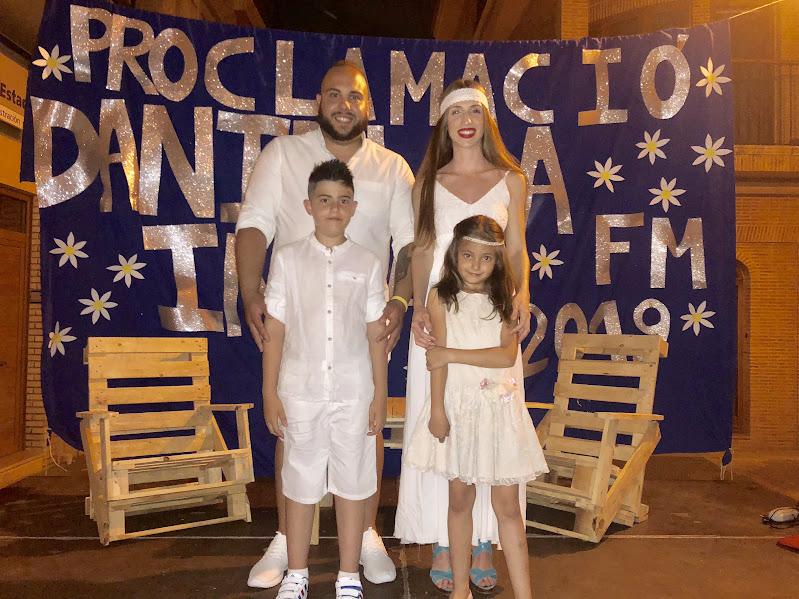 Miracle, Nou i Cabanyal d'Alboraia celebra la proclamació de les seues Falleres Majors