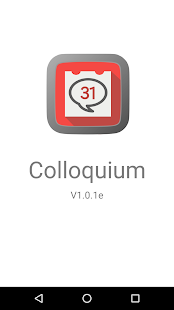 Colloquium per Pebble- screenshot thumbnail