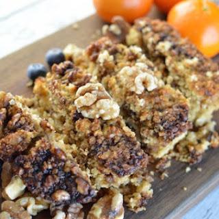 Roasted Walnut & Maple Oatmeal Loaf