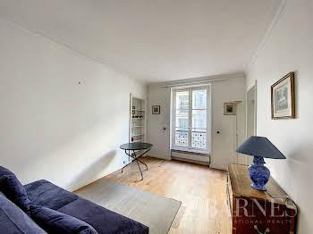 Appartement meublé 2 pièces 24,84 m2