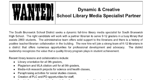 SBHS LMS Job Opening